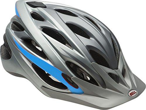 Bell Adult Titanium Blue Glory Explorer Helmet