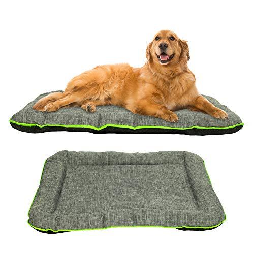 (HowPlum Dog Pet Mat Crate Pad Durable Waterproof Bed 42