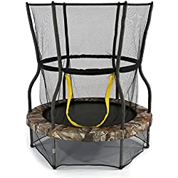 Skywalker Trampolines Bouncer Trampoline with Enclosure, 48-Inch