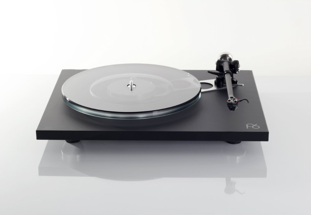 Rega Planar 6 turntable + Neo PSU (black / with Exact cartridge) PLANAR6 BLACK+EXACT