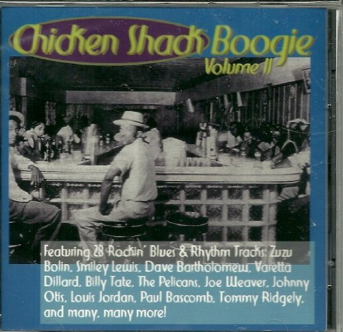Chicken shack boogie lyrics
