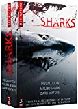Coffret Red Waters : Megalodon + Malibu Shark + Dark Waters