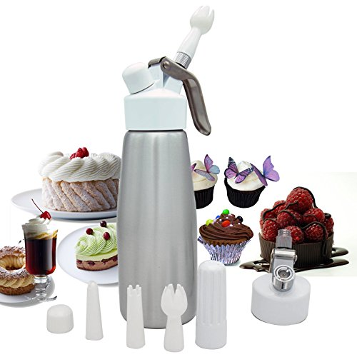 CoZroom Whipped Dispenser Decorating Nozzles product image