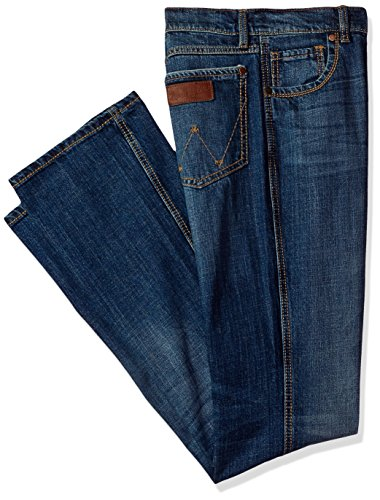 c4b89f5c670 Wrangler Men's Big and Tall Retro Relaxed-Fit Bootcut Jean, Jackson ...