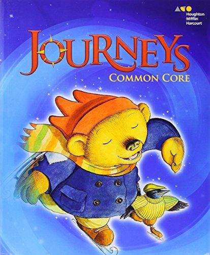 Journeys: Common Core Student Edition Set Grade K 2014
