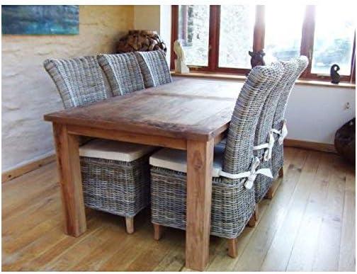 Inspiring Furniture LTD Table de Jardin en Teck recyclé ...