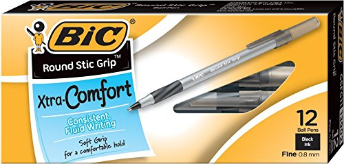 BIC Round Comfort Point 12 Count product image