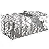 Super buy Raccoon Skunk Poss Humane Animal Trap 31