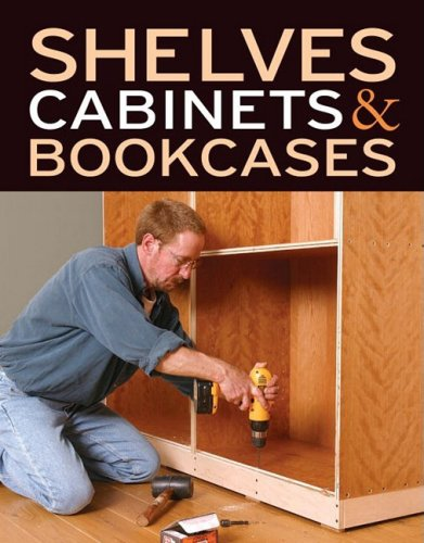 Shelves Cabinets & Bookcases PDF
