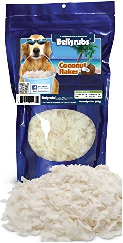 BellyRubs Organic 10-Ounce Coconut Flakes