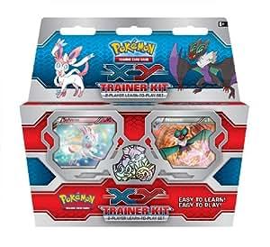 Pokemon XY Trainer kit Brand new