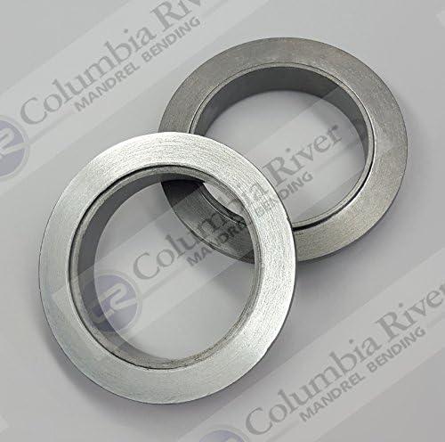 VBAND-300-ASM-MS-INTL 3.00 Mild Steel Interlocking Male//Female V-Band Assembly COLUMBIA RIVER MANDREL BENDING