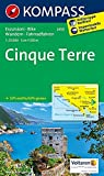 Cinque Terre: Wanderkarte mit Radtouren. GPS-genau. 1:35000 (KOMPASS-Wanderkarten, Band 2450)