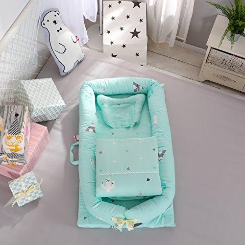 Amazon.com: DOLDOA - Tumbona para bebé recién nacido, 100 ...