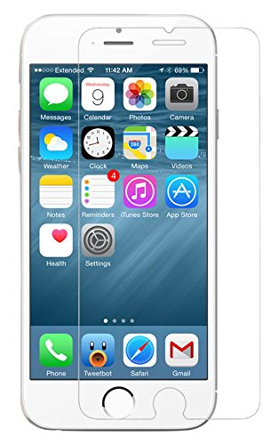 G Armor iPhone Tempered Screen Protector