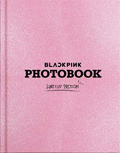 - YG Blackpink - Blackpink PHOTOBOOK Limited Edition 184p Photobook+4Postcards+On Pack Poster+Double Side Extra Photocards Set