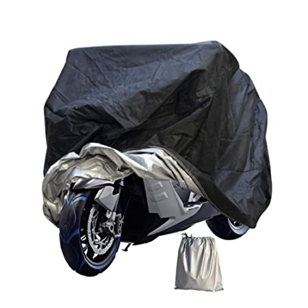 AGLZWY Cubierta De La Motocicleta Bicicleta Proteccion Lona ...
