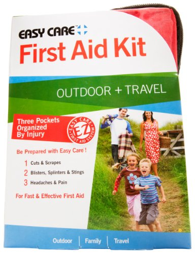 Easy Care Outdoor and Travel First Aid Kit (Pack of 2)