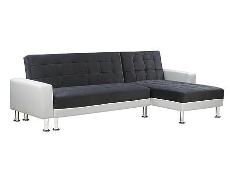 Divani Bianchi E Grigi : Divani in pallet con cuscini bianchi e grigi tavolo in legno