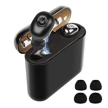 Auriculares Bluetooth 5.0, Inalámbricos In-Ear Auriculares Estéreo ...