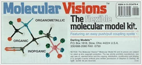 Book Darling, Steve's Organic & Inorganic Molecular Model Kit 1st (first) edition by Darling, Steve published by Prentice Hall (2006)