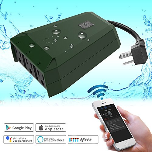Countdown Outlets Protector Waterproof Assistant product image