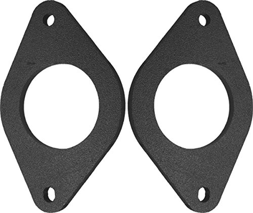 - Speaker Adapters For Tweeters Fits Lexus, Subaru, And Toyota - 1.75