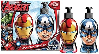 Avengers - Marvel Set de Baño - 1 Pack: Amazon.es: Belleza