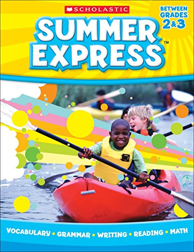 Summer Express Between Second and Third Grade