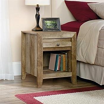 Sauder 418176 Night Stand, Furniture Dakota Pass, Craftsman Oak