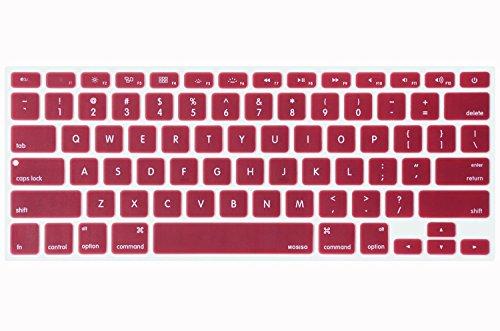 Mosiso Protective Keyboard MacBook Models