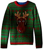 Product review for Blizzard Bay Big Boys' Light up Reindeer Xmas Sweater