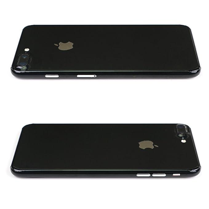 2 opinioni per Toeoe Jet Black Sticker per iPhone, Protezione completa del corpo Sticker con
