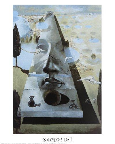 Apparition Aphrodite Salvador Dali Poster