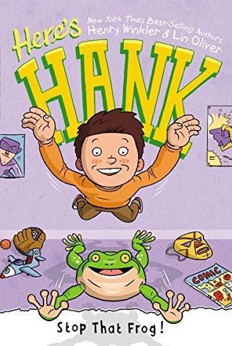 (Stop That Frog! #3 (Here's Hank) )