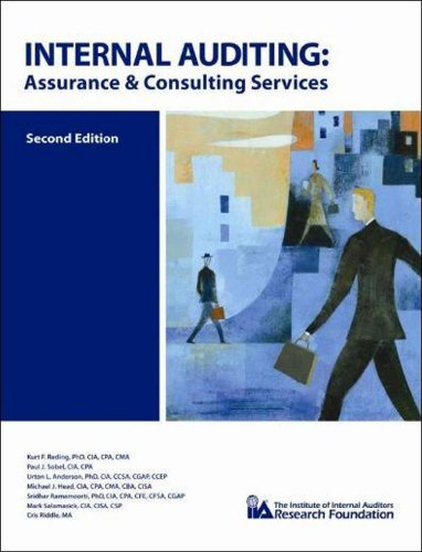 Internal Auditing: Assurance and Consulting Services, 2nd Edition