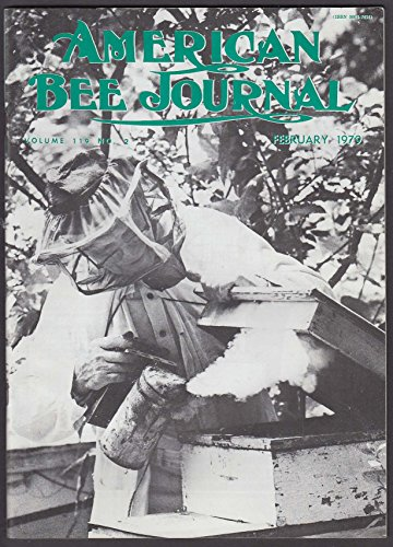 AMERICAN BEE JOURNAL Apis Mellifera Cerana Indica Desi Cotton Soybeans + 2 1979 -