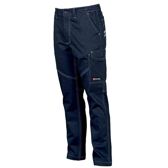 36172a500308 Pantaloni da lavoro multitasche uomo payper worker cotone anche taglie forti  diversi impieghi officina