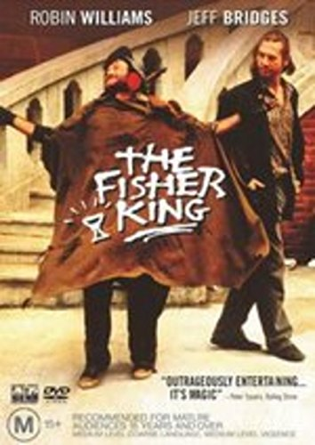 the fisher king dvd - 9