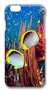 iphone 6 plus 5.5inch Case and Cover Tropical Fish PC case Cover for iphone 6 plus 5.5inch