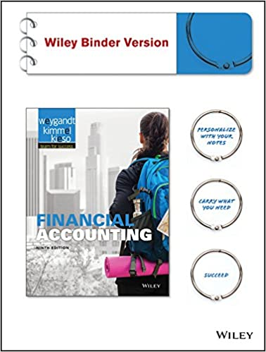 Financial accounting binder ready version jerry j weygandt financial accounting binder ready version 9th edition fandeluxe Gallery
