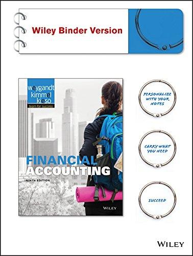 Financial Accounting, Binder Ready Version