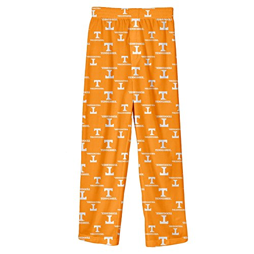 Outerstuff NCAA Tennessee Volunteers Youth Boys Team Color Printed Pant, Light Orange, Youth X-Large(18) by Outerstuff