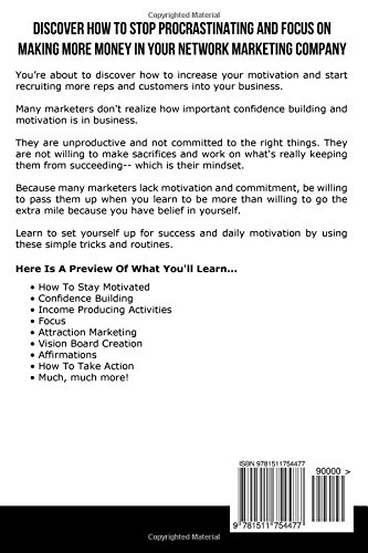 Network-Marketing-Mindset-Personal-Development-and-Confidence-Building-For-Network-Marketers