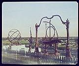 1895 Photo Peking - ancient observatory Location: Beijing, China