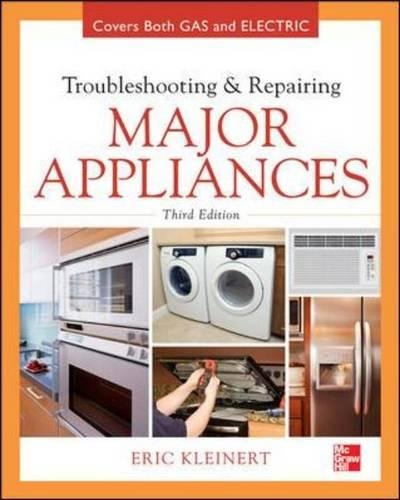 (Troubleshooting and Repairing Major Appliances)