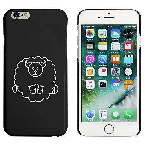 Noir 'Mouton' étui / housse pour iPhone 6 & 6s (MC00053141)