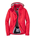 Outdoor Research Women's Igneo Jacket, Flame/White Print, Medium