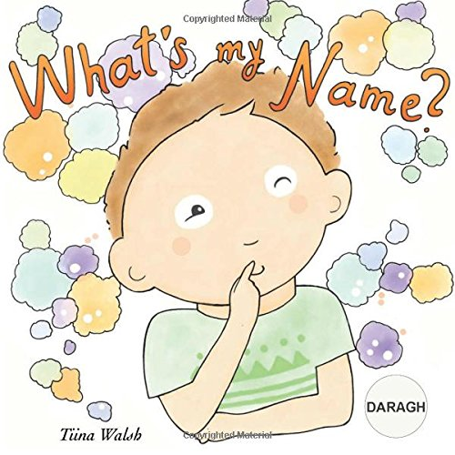 Download What's my name? DARAGH PDF