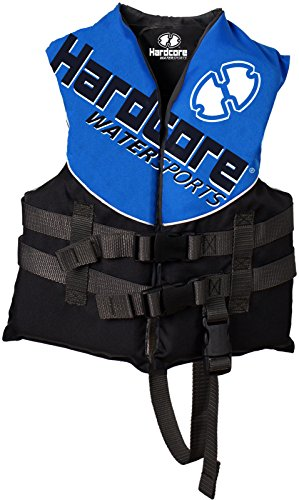 Child Life Jacket Vest - US Coast Guard approved Type III (Blue)